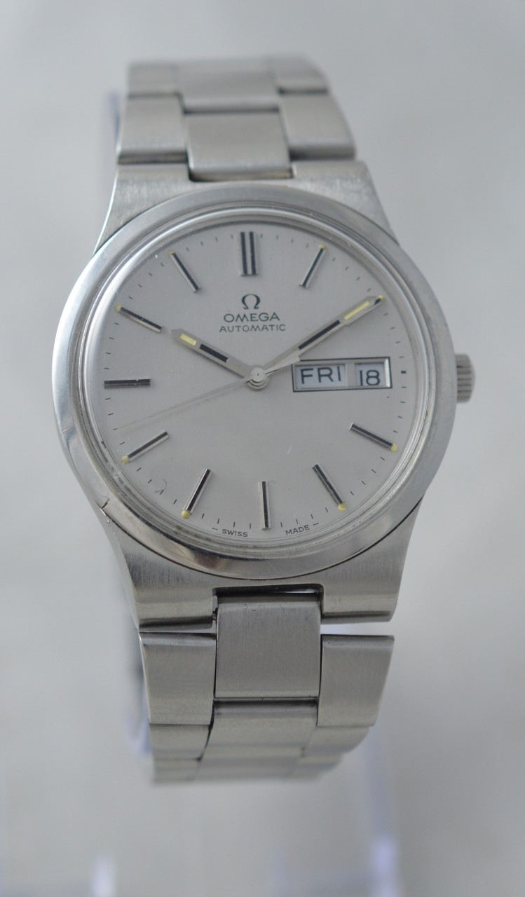 1972 Omega Day Date Wristwatch