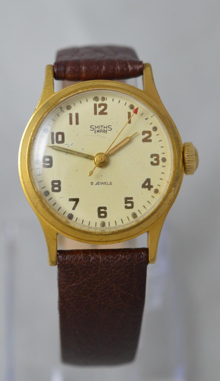 1950s Smiths Empire Wristwatch